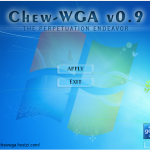 Chew-WGA Activator