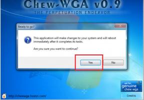 Confirm activation Windows 7