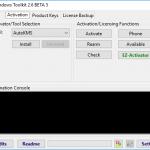 Microsoft Toolkit Activator