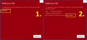 Run Anyway Microsoft Toolkit