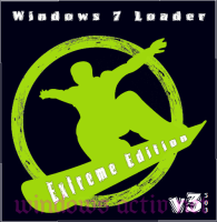Activator Loader Extreme for Windows 7