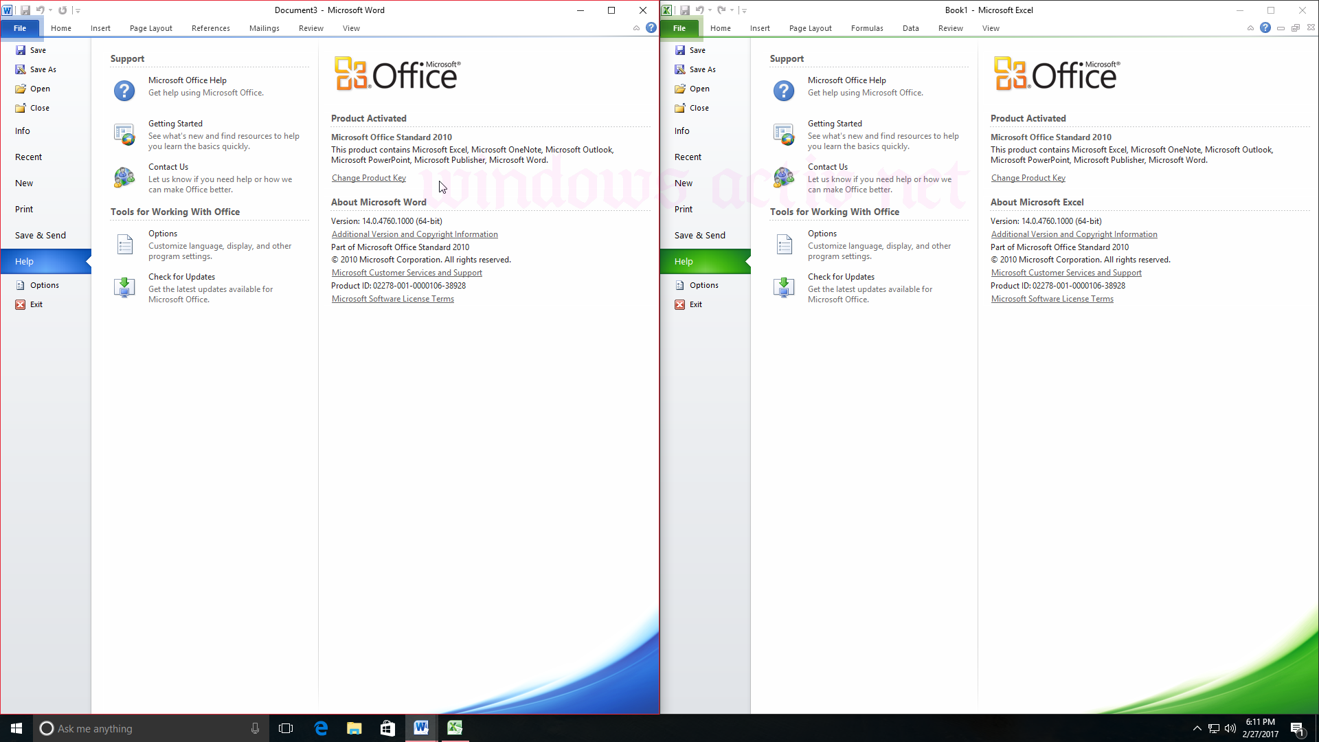 windows 7 loader microsoft office 2010