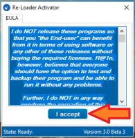 Re loader Accept