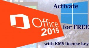 office 2019 activation without any software