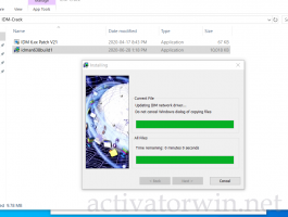 Installation Internet Download Manager